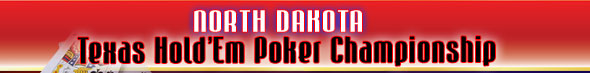 North dakota free poker league